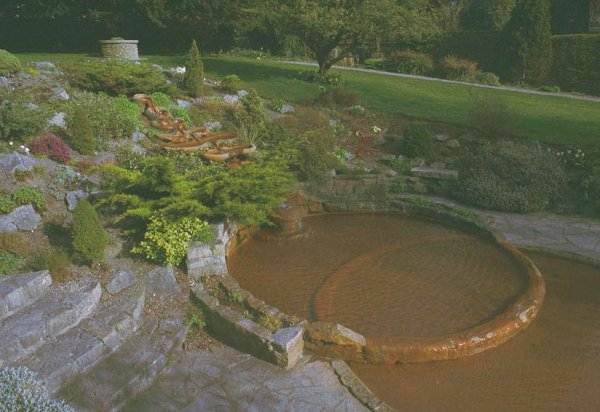 Chalice Well Gardens